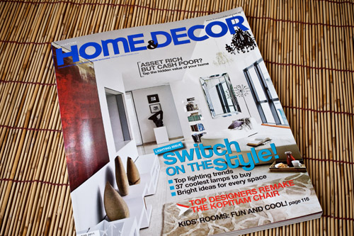 Home And Decor Magazine August Issue 2011