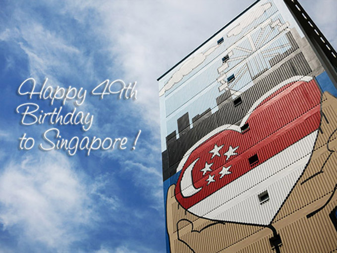happy 49th birthday to singapore