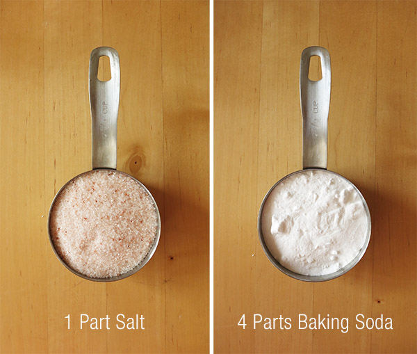 DIY Basic Tooth Powder_measurement