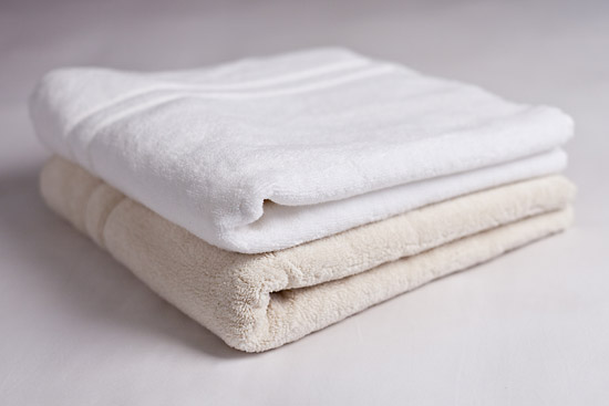 My Organic Towels From QUTN